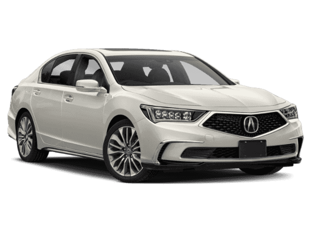 New 2018 Acura RLX Base