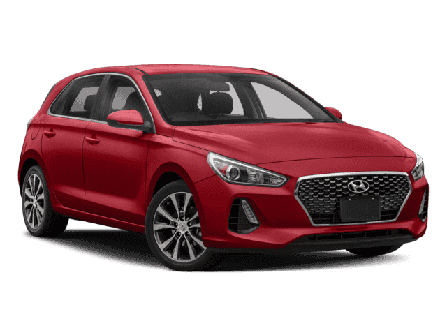 New 2018 Hyundai Elantra GT 5DR HB SPORT MAN Hatchback in
