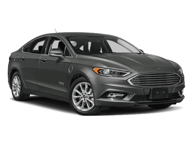 New 2017 Ford Fusion Energi SE Luxury