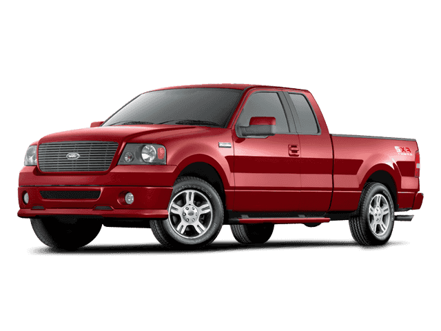 Pre-Owned 2008 Ford F-150 4WD SuperCab 145 XL