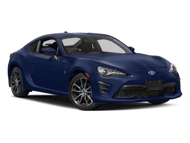 New 2018 TOYOTA 86 2 Dr. Coupe Rear Wheel Drive CP