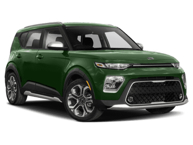 New 2021 Kia Soul EX With Navigation