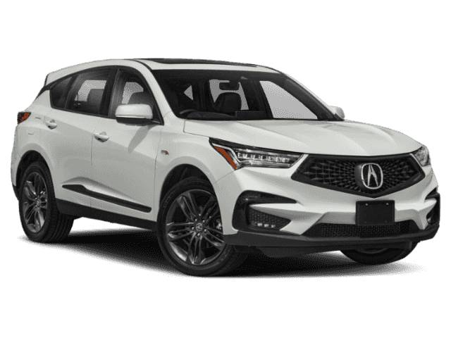 New 2021 Acura RDX SH-AWD A-Spec at Crossover in Etobicoke ...