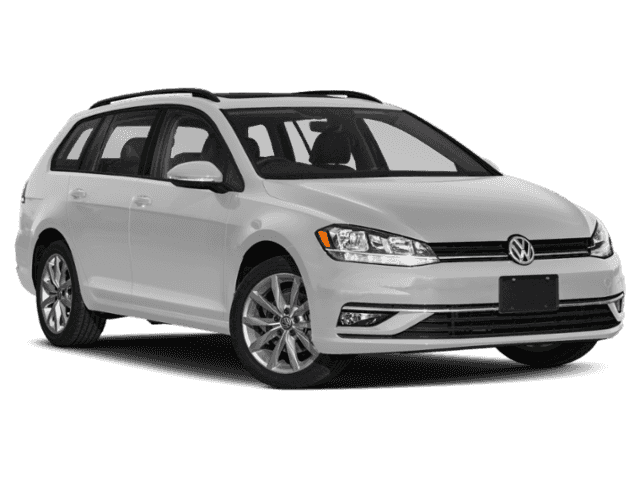 New 2019 Volkswagen Golf SportWagen SE FWD Station Wagon
