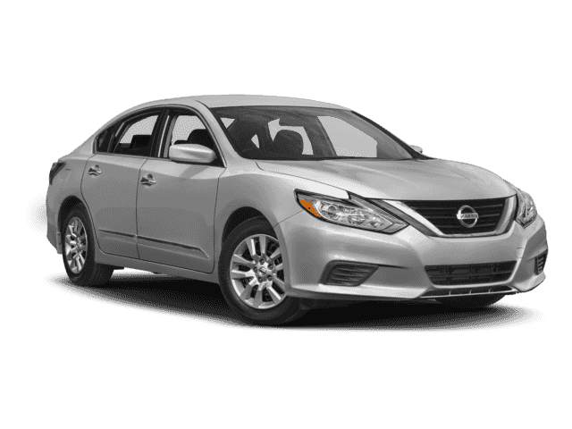 New 2017 Nissan Altima SV