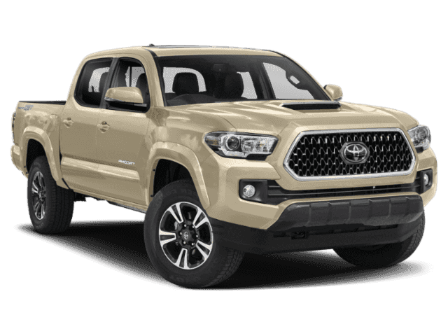 New 2019 Toyota TACOMA TRD SPORT 4X2 DOUBLE CAB