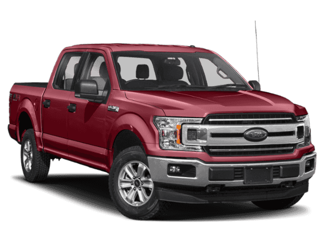 New 2019 Ford F-150 PLATINUM 4WD CREW 145