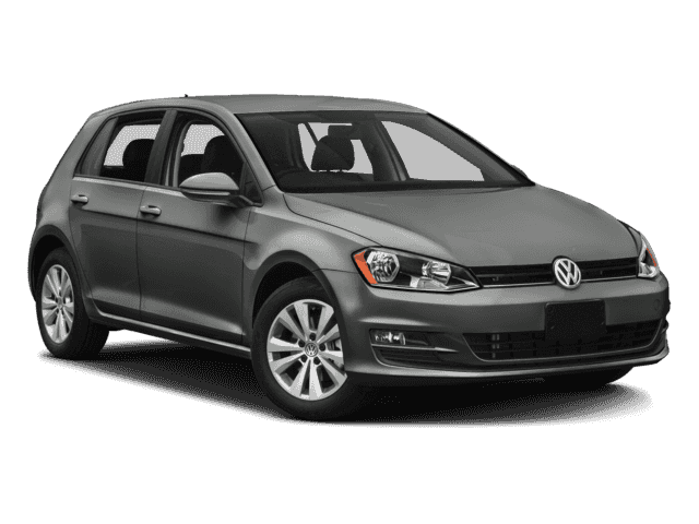 Certified Pre-Owned 2016 Volkswagen Golf TSI S 4 Door
