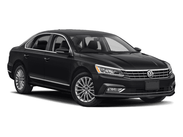 New 2018 Volkswagen Passat 2.0T SE w/Technology Front Wheel Drive Sedan