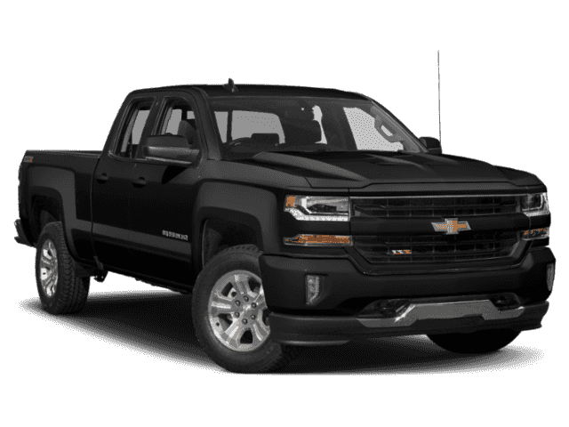 New 2019 Chevrolet Silverado 1500 LD 2WD Double Cab LT Rear Wheel Drive Standard Bed