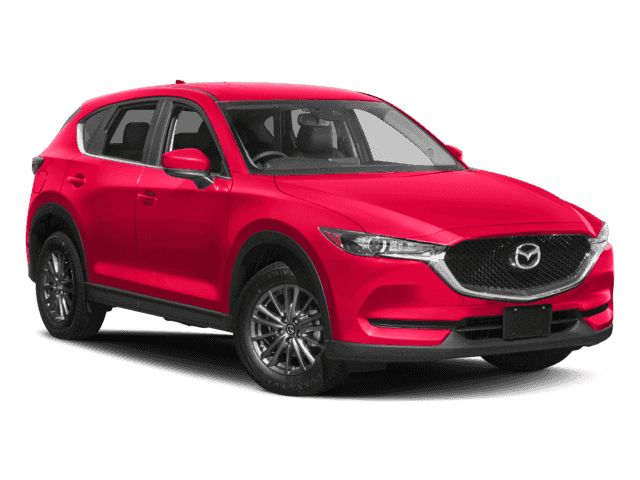 New 2017 Mazda CX-5 GS AWD
