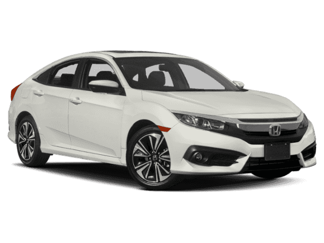 New 2018 Honda Civic EX-L w/Navigation