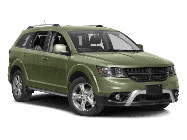2017 Dodge Journey Crossroad AWD | Navigation | DVD