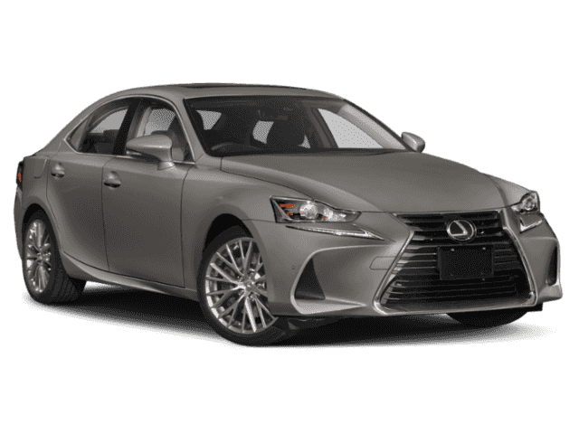 New 2019 Lexus IS IS 300 F SPORT