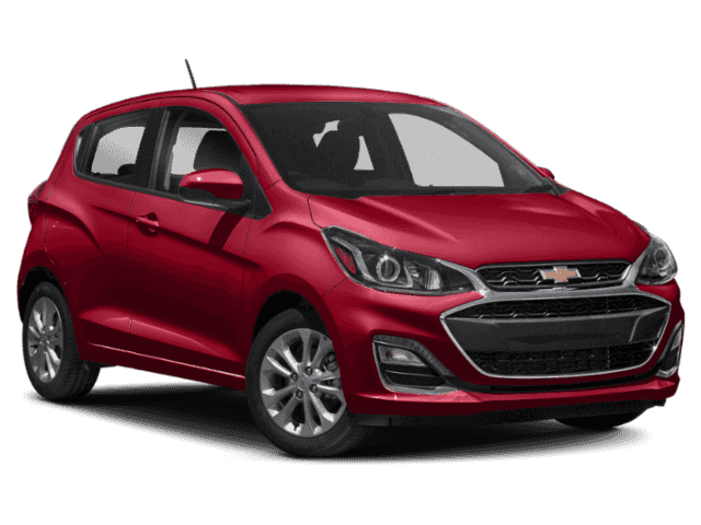 New 2020 Chevrolet Spark 2LT