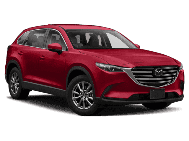 New 2019 Mazda CX-9 Touring With Navigation & AWD