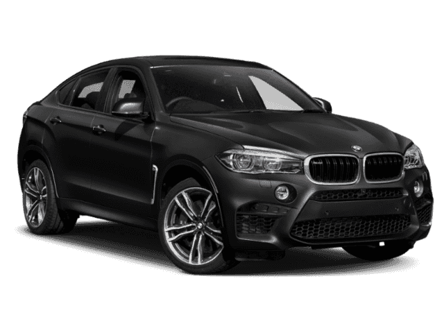 New 2019 BMW X6 M Base