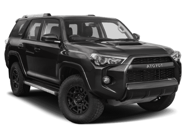 New 2019 Toyota 4Runner TRD Pro 4 door