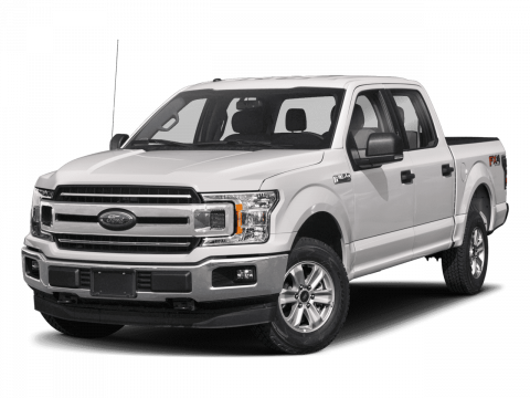 2018 Ford F-150 Platinum With Navigation & 4WD