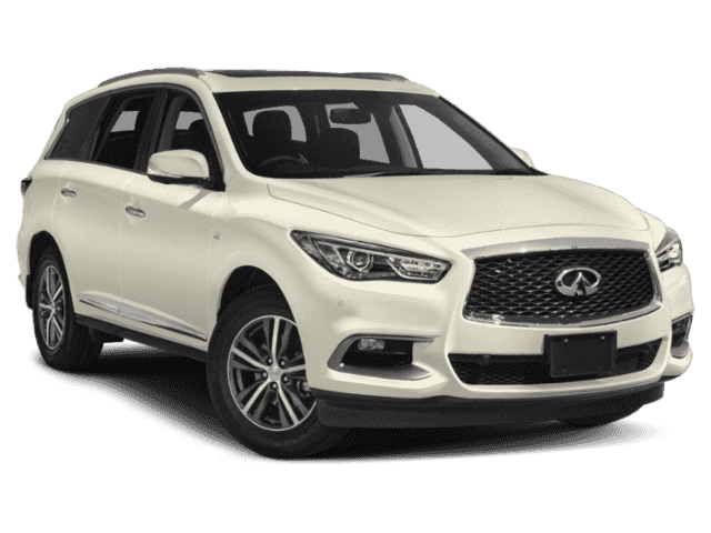 New 2019 INFINITI QX60 3.5 PURE AWD