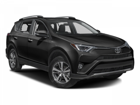 New 2018 Toyota RAV4 XLE 4 Door  AWD