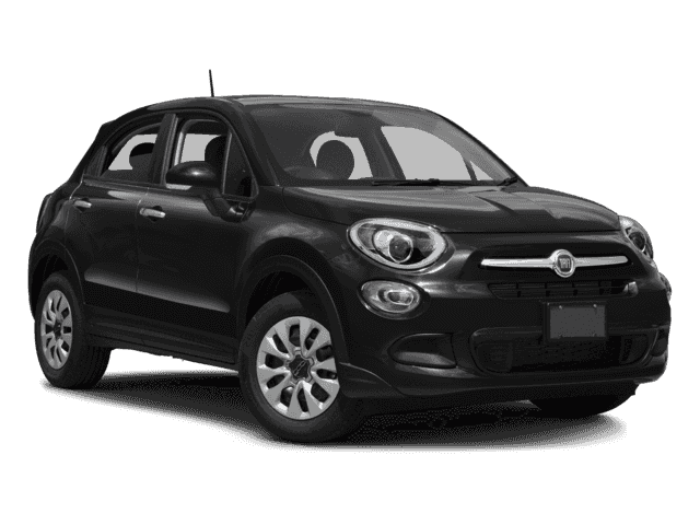 Pre-Owned 2016 FIAT 500X AWD 4dr Easy