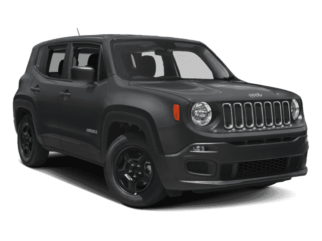New 2018 Jeep Renegade Latitude 4x4