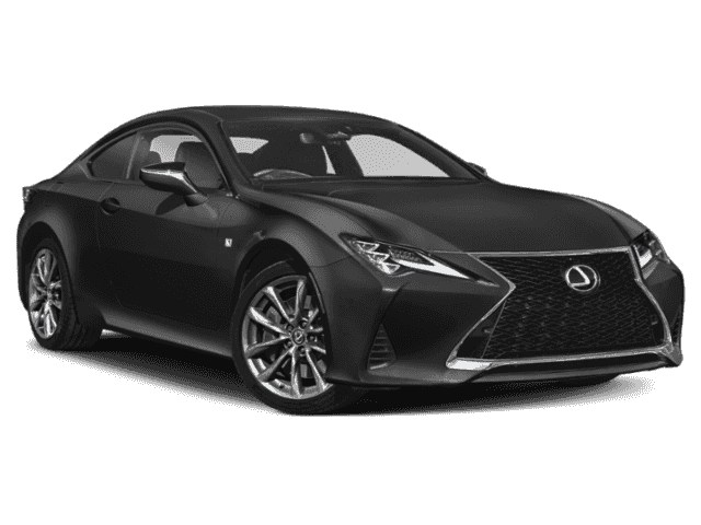 New 2019 Lexus RC 350 F SPORT