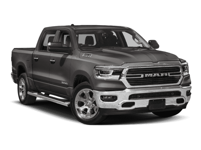 New 2019 Ram All New 1500 Rebel Crew Cab In Collierville R569813