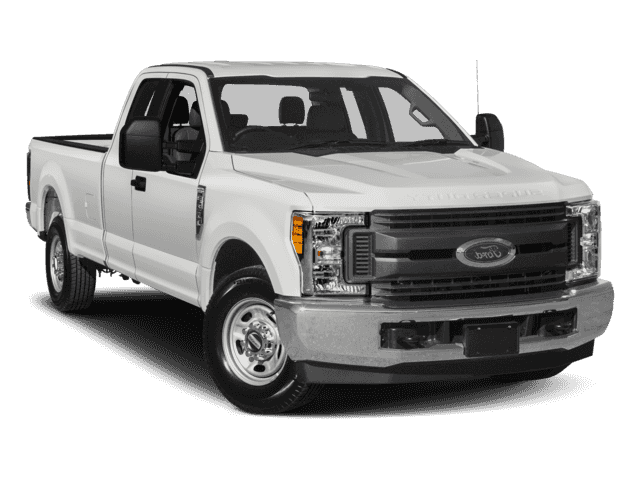 New 2018 Ford F-350SD XL 4WD