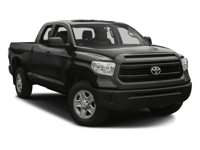 Pre-Owned 2017 Toyota Tundra SR Double Cab 6.5' Bed 4.6L