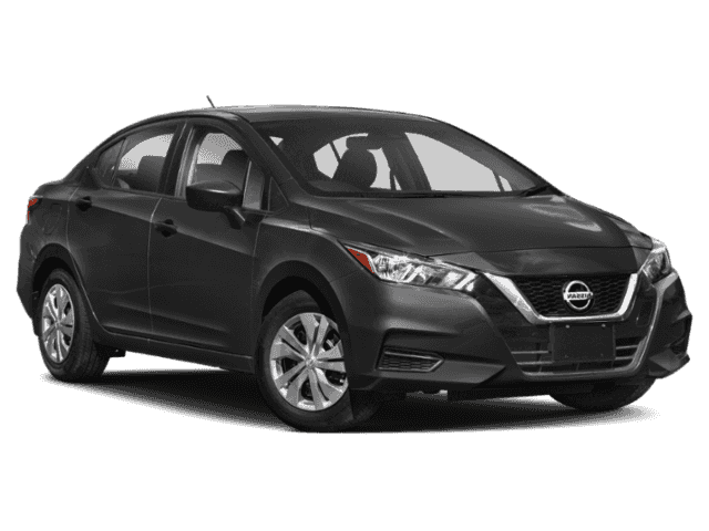 New 2020 Nissan Versa S FWD 4dr Car