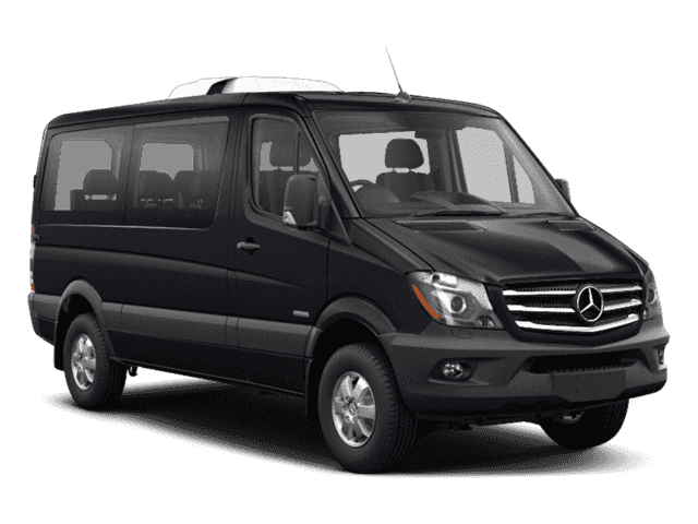 New 2018 Mercedes Benz Sprinter Passenger Van