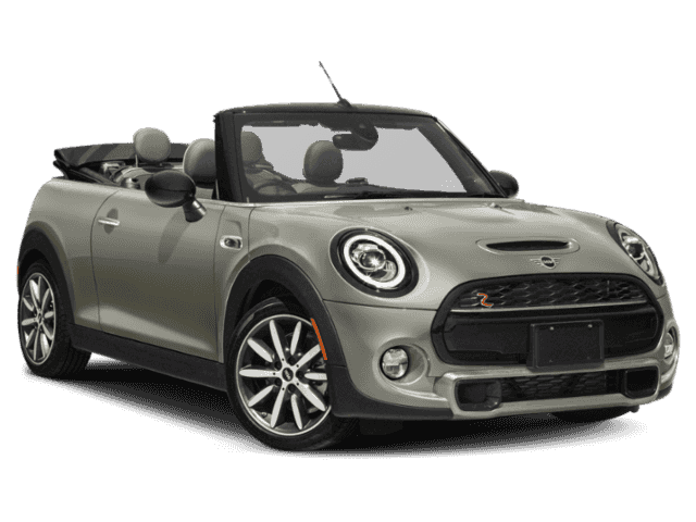 New 2020 MINI Cooper Base FWD 2D Convertible