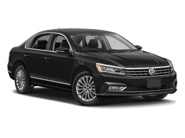 New 2017 Volkswagen Passat 4d Sedan 1.8T SE w/Technology Pkg