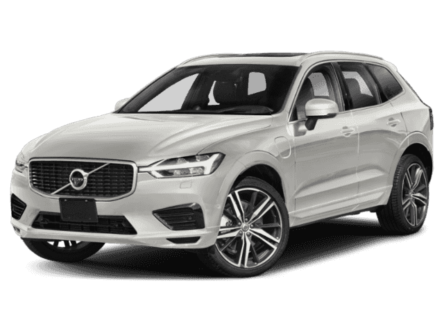 New 2019 Volvo XC60 T8 eAWD R-Design