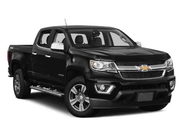 New Chevrolet Colorado 2WD LT