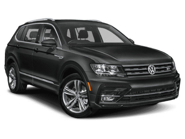 New 2019 Volkswagen Tiguan SEL R-Line Black 4Motion