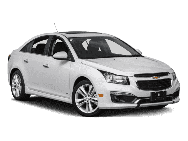 Pre-Owned 2015 Chevrolet Cruze LTZ FWD 4D Sedan