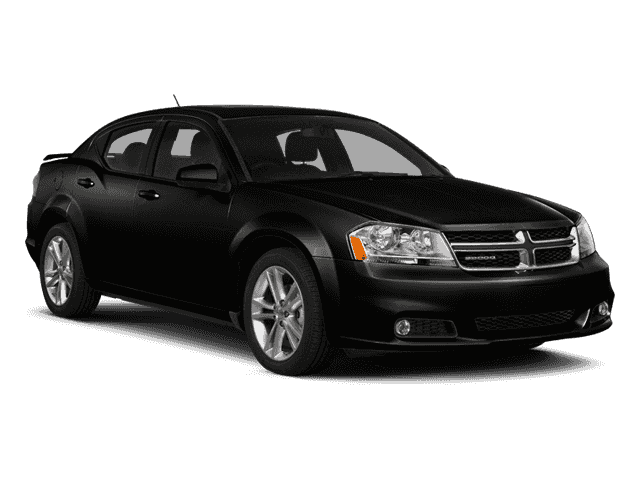 Pre-Owned 2014 DODGE AVENGER SE Sedan 4