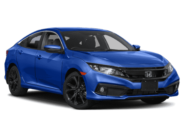 New 2019 Honda Civic SPORT 2.0L