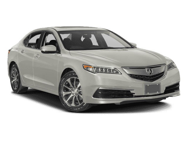 New 2016 Acura TLX Tech