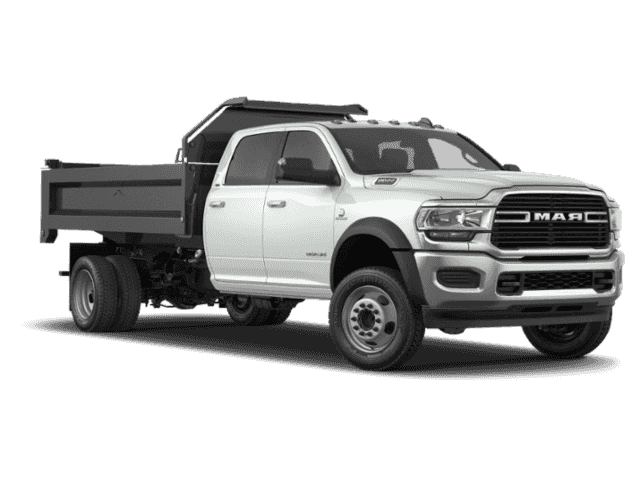 New 2019 RAM 5500 Chassis Cab Tradesman 4WD 197 WB
