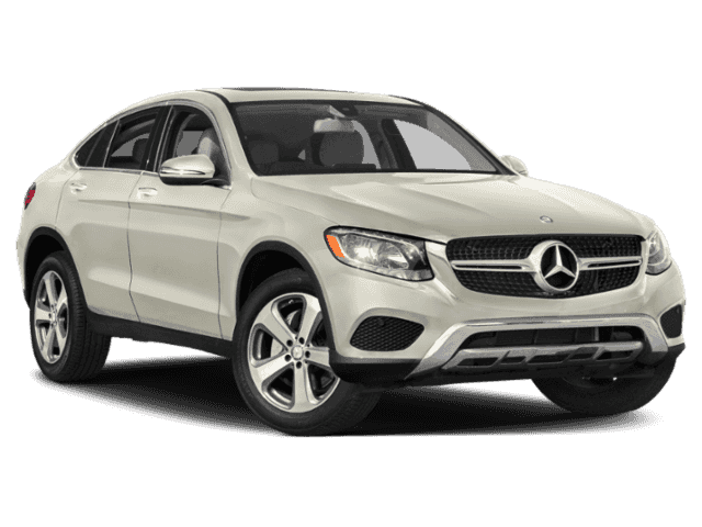 New 2019 Mercedes-Benz GLC AMG® GLC 43 4MATIC Coupe