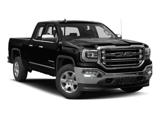 New GMC Sierra 1500 SLT