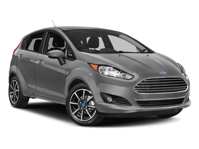 New 2017 Ford Fiesta SE