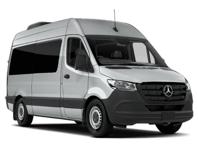 New 2019 Mercedes-Benz Sprinter LA West Custom 10 Passenger