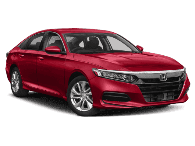 2019 Honda Accord LX 1.5T Sedan Auto