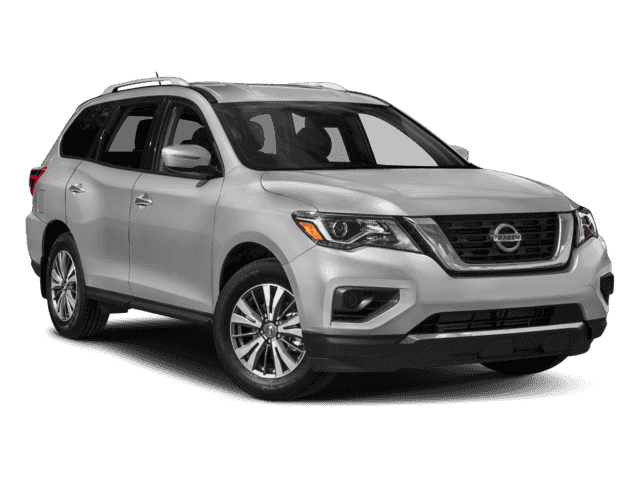 New 2017 Nissan Pathfinder S 4WD