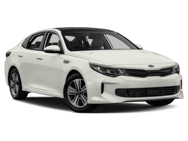 New 2019 Kia Optima Hybrid EX